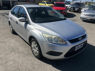 2009 Ford Focus LV CL Silver 4 Speed Sports Automatic Hatchback.