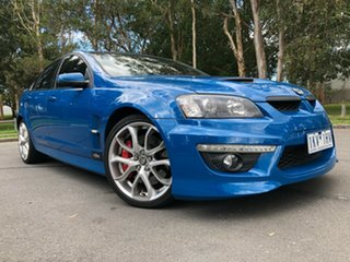 2012 Holden Special Vehicles ClubSport E3 MY12.5 Blue 6 Speed Auto Active Sequential Sedan.