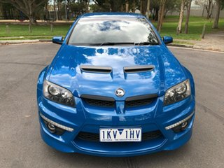 2012 Holden Special Vehicles ClubSport E3 MY12.5 Blue 6 Speed Auto Active Sequential Sedan