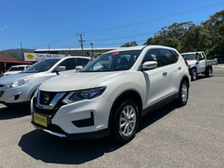2019 Nissan X-Trail T32 ST White 6 Speed Automatic Wagon