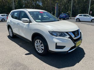 2019 Nissan X-Trail T32 ST White 6 Speed Automatic Wagon.