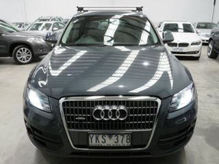 2009 Audi Q5 8R TDI S Tronic Quattro Grey 7 Speed Sports Automatic Dual Clutch Wagon