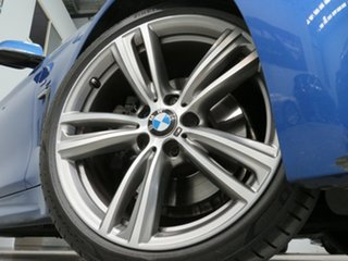 2013 BMW 4 Series F32 428i M Sport Estoril Blue 8 Speed Sports Automatic Coupe.