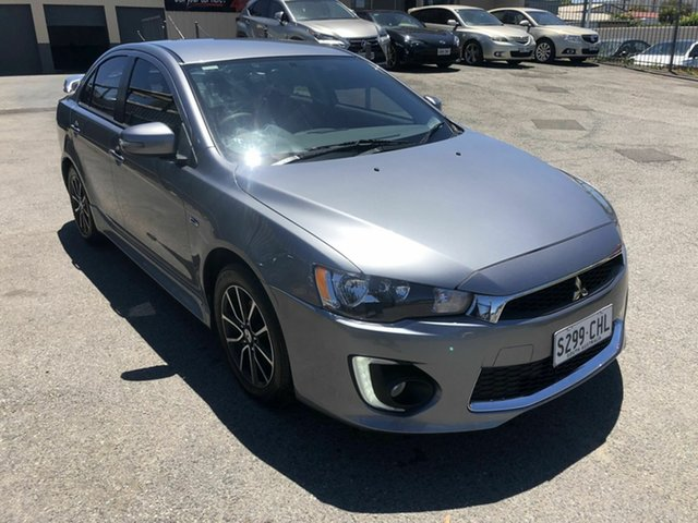 Used Mitsubishi Lancer CF MY16 ES Sport Hampstead Gardens, 2016 Mitsubishi Lancer CF MY16 ES Sport Grey 6 Speed Constant Variable Sedan