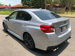 2014 Subaru WRX MY15 Premium (AWD) Silver 8 Speed CVT Auto Sequential Sedan