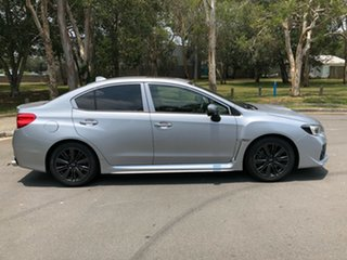2014 Subaru WRX MY15 Premium (AWD) Silver 8 Speed CVT Auto Sequential Sedan.
