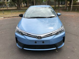 2018 Toyota Corolla ZRE172R MY17 Ascent Blue 7 Speed CVT Auto Sequential Sedan