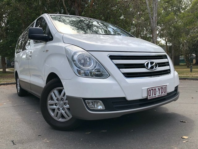 Used Hyundai iMAX TQ Series II (TQ3) MY1 Underwood, 2016 Hyundai iMAX TQ Series II (T White 4 Speed Automatic Wagon