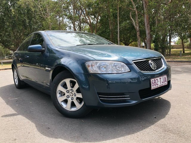 Used Holden Commodore Underwood, 2012 Holden Commodore OMEGA VE II MY12 Blue Automatic Sedan