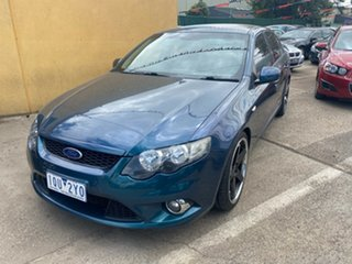 2010 Ford Falcon FG Upgrade XR6 Mystic 6 Speed Auto Seq Sportshift Sedan.