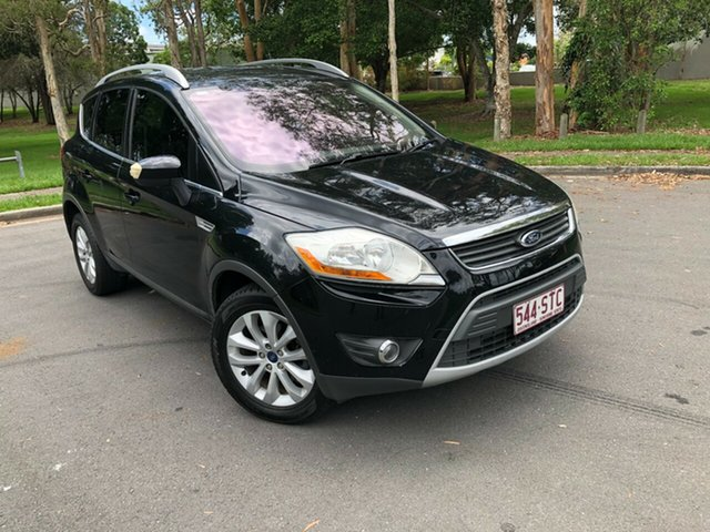Used Ford Kuga TE Trend Underwood, 2012 Ford Kuga TE Trend Black 5 Speed Automatic Wagon