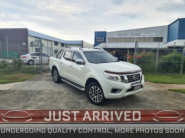 Used Nissan Navara D23 ST-X Virginia, 2015 Nissan Navara D23 ST-X White 7 Speed Sports Automatic Utility