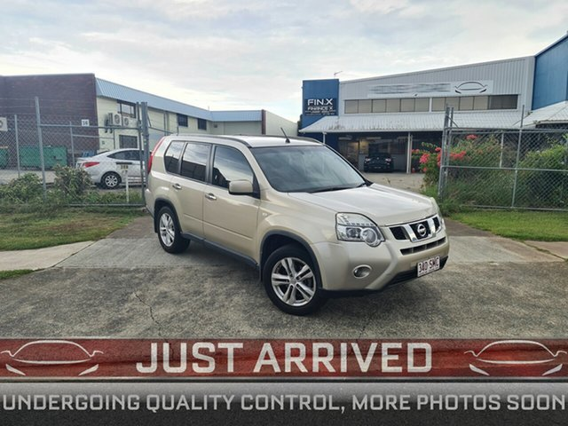 Used Nissan X-Trail T31 Series IV ST-L 2WD Virginia, 2012 Nissan X-Trail T31 Series IV ST-L 2WD Gold 1 Speed Constant Variable Wagon