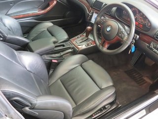 2004 BMW 3 Series E46 MY2004 325Ci Steptronic Silver 5 Speed Sports Automatic Coupe