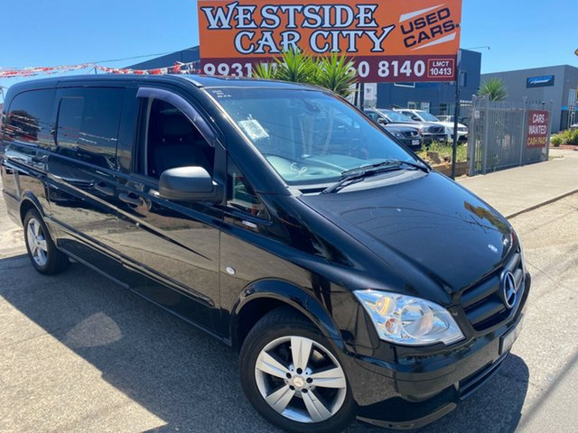 Used Mercedes-Benz Valente Hoppers Crossing, 2012 Mercedes-Benz Valente Black 5 Speed Automatic Wagon