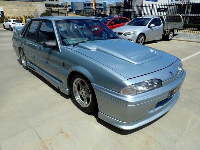 Used Holden Special Vehicles Commodore VL SS Group A Wangara, 1988 Holden Special Vehicles Commodore VL SS Group A Blue Metallic 5 Speed Manual Sedan