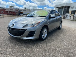 2011 Mazda 3 BL 10 Upgrade Neo Silver 6 Speed Manual Hatchback
