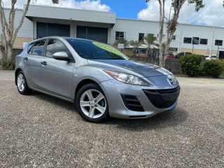 2011 Mazda 3 BL 10 Upgrade Neo Silver 6 Speed Manual Hatchback.
