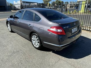 2010 Nissan Maxima J32 350 X-tronic ST-S Grey 6 Speed Constant Variable Sedan
