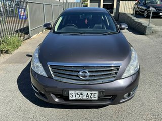 2010 Nissan Maxima J32 350 X-tronic ST-S Grey 6 Speed Constant Variable Sedan.