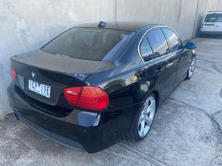 2005 BMW 325i E46 Executive Black 5 Speed Auto Steptronic Sedan