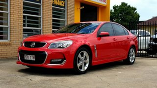 2016 Holden Commodore VF II MY16 SV6 Red Hot 6 Speed Sports Automatic Sedan