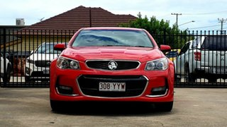 2016 Holden Commodore VF II MY16 SV6 Red Hot 6 Speed Sports Automatic Sedan.