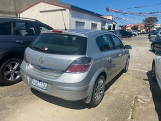 2008 Holden Astra AH MY08 CDTi Silver 6 Speed Automatic Hatchback