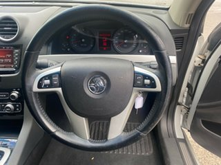 2012 Holden Commodore VE II MY12 SS White 6 Speed Automatic Sportswagon