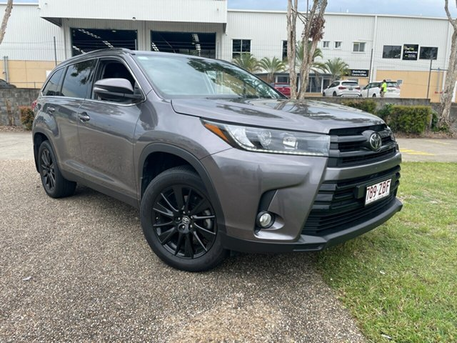 Used Toyota Kluger GSU55R GXL Black Edition (AWD) Underwood, 2019 Toyota Kluger GSU55R GXL Black Edition (AWD) Black 8 Speed Automatic Wagon