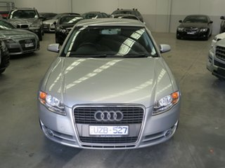 2007 Audi A4 B7 Multitronic Silver 7 Speed Constant Variable Sedan