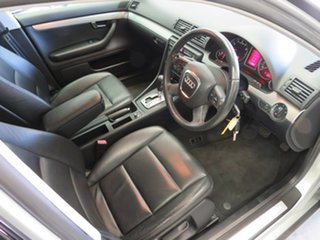 2007 Audi A4 B7 Multitronic Silver 7 Speed Constant Variable Sedan.