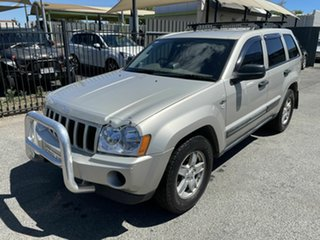 2007 Jeep Grand Cherokee WH MY2007 Laredo Gold 5 Speed Automatic Wagon.