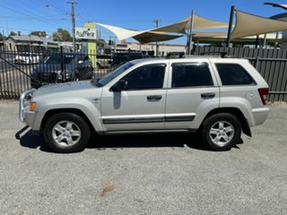 2007 Jeep Grand Cherokee WH MY2007 Laredo Gold 5 Speed Automatic Wagon