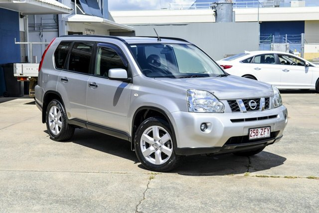 Used Nissan X-Trail T31 Series III ST-L Virginia, 2010 Nissan X-Trail T31 Series III ST-L Silver 1 Speed Constant Variable Wagon