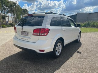 2014 Fiat Freemont JF White 6 Speed Automatic Wagon.