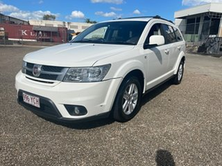 2014 Fiat Freemont JF White 6 Speed Automatic Wagon