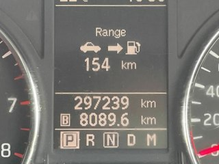 2010 Nissan X-Trail T31 MY10 ST Gold 1 Speed Constant Variable Wagon