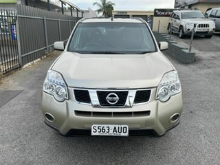 2010 Nissan X-Trail T31 MY10 ST Gold 1 Speed Constant Variable Wagon.