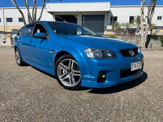 2012 Holden Commodore VE II MY12 SV6 Blue 6 Speed Automatic Sportswagon.