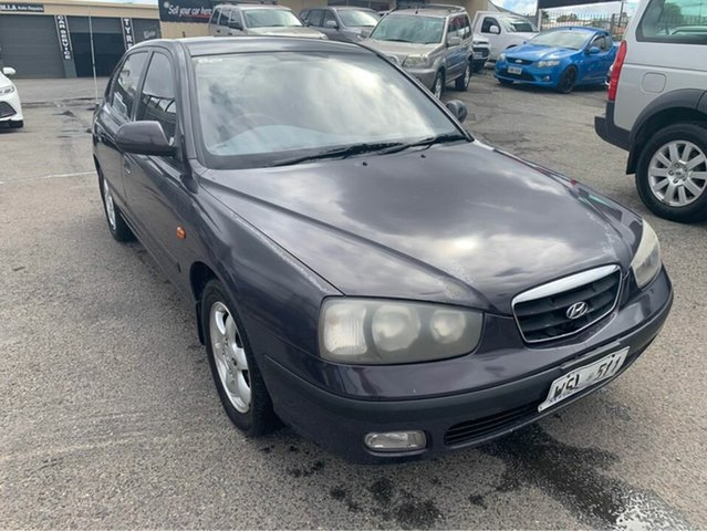 Used Hyundai Elantra XD GLS Hampstead Gardens, 2001 Hyundai Elantra XD GLS Grey 5 Speed Manual Hatchback