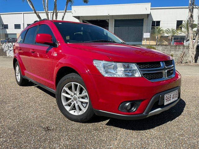 Used Dodge Journey JC MY13 SXT Underwood, 2013 Dodge Journey JC MY13 SXT Red 6 Speed Automatic Wagon