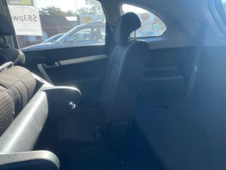 2014 Holden CAPTIVA-7 CG LS 7 SEATER Silver 6 Speed Automatic Wagon