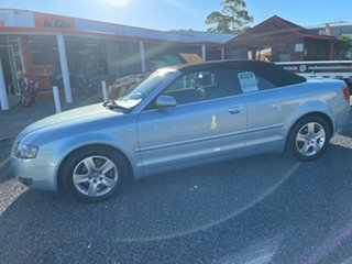 2004 Audi A4 B6 TURBO 1.8 t Blue 6 Speed Automatic Cabriolet