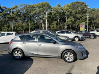 2013 Mazda 3 BL MY13 NEO SERIES11 Silver 5 Speed Automatic Hatchback