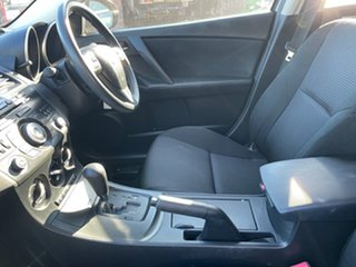 2013 Mazda 3 BL MY13 NEO SERIES11 Silver 5 Speed Automatic Hatchback.