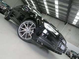 2013 Audi A3 8P MY13 Attraction Sportback S Tronic Black 7 Speed Sports Automatic Dual Clutch.