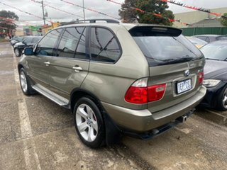 2004 BMW X5 E53 3.0I Gold 5 Speed Auto Steptronic Wagon.