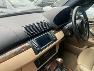 2004 BMW X5 E53 3.0I Gold 5 Speed Auto Steptronic Wagon