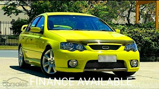 Used Ford Performance Vehicles GT-P BA Virginia, 2003 Ford Performance Vehicles GT-P BA Citric Acid 4 Speed Sports Automatic Sedan